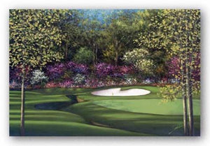 Augusta-13th Azalea by Joe Sambataro