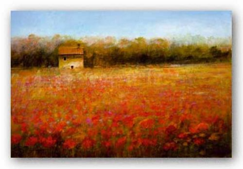 Sparkling Field by Ken Hildrew