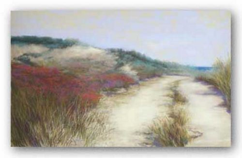 Dunes, Ocean View by Lois Gold