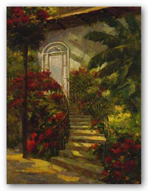 Bougainvillea Entry by Enrique Bolo