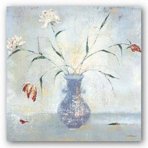 Le Vase Bleu by Mary Calkins
