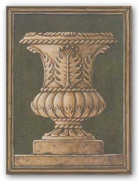Neo Classical Urn by Janet Kruskamp