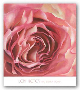 The Rose's Petals by Leni Betes