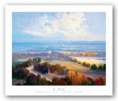Georgian Bay by A. Pell