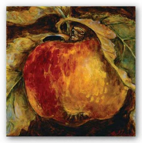 Red Apple by Nicole Etienne