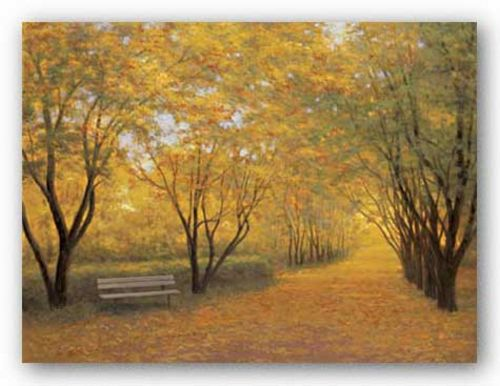 Autumn Gold by Diane Romanello