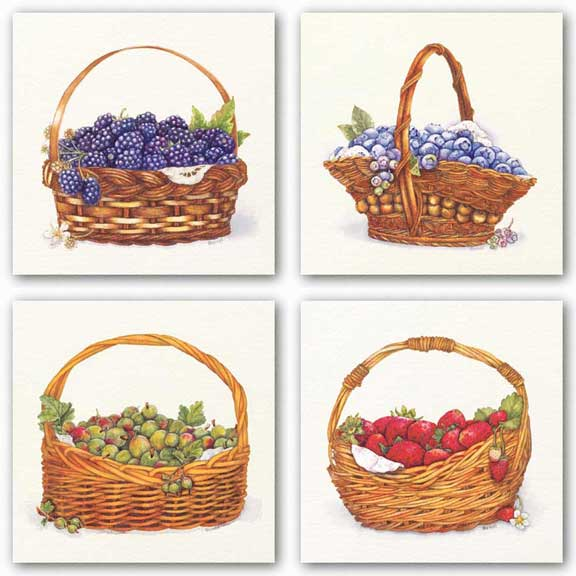 Basket Set by Bambi Papais