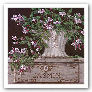 Paquet De Jasmin by Janet Kruskamp