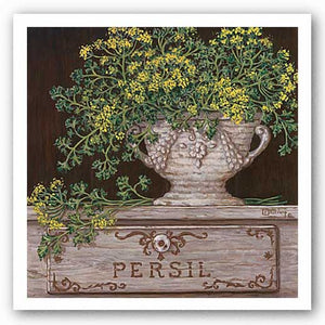 Paquet De Persil by Janet Kruskamp
