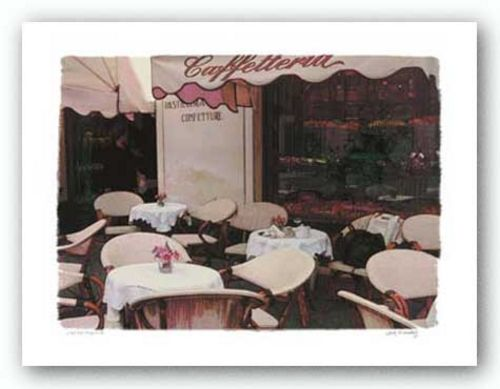 Caffetteria by Judy Mandolf