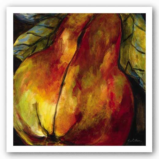 Juicy Pear by Nicole Etienne
