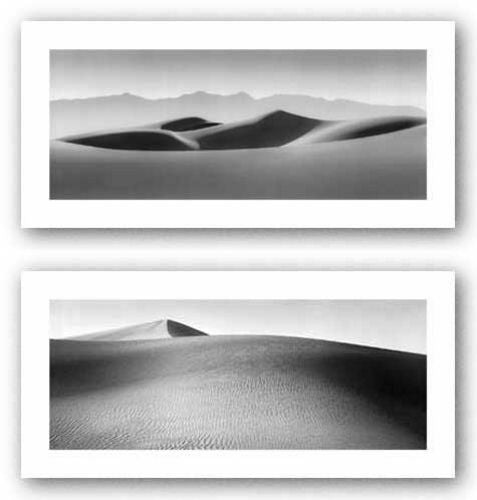 Dune Crest and Dune Silhouette Set by Brian Kosoff