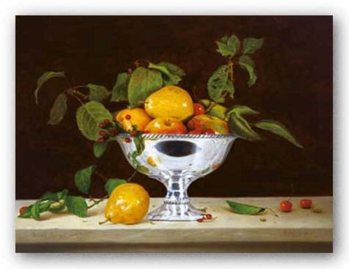 Still Life In Silver by Patrick Farrell