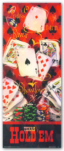 Texas Hold 'Em II by Shari Warren