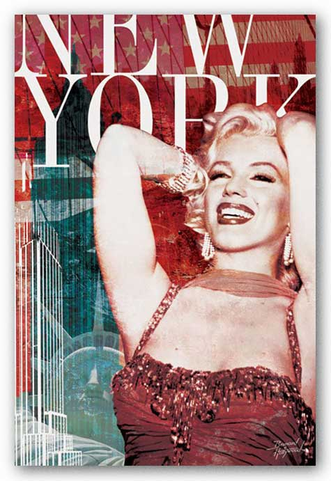 Marilyn Monroe - New York