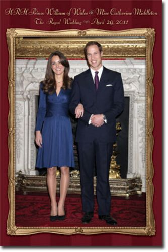 The Royal Wedding - Prince William and Kate Middleton