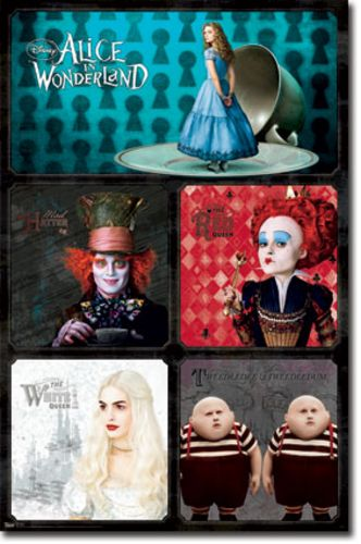 Alice in Wonderland - Group