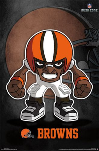 Cleveland Browns - NFL Rush Zone