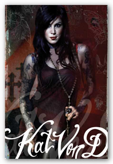 Kat Von D Look To Kill