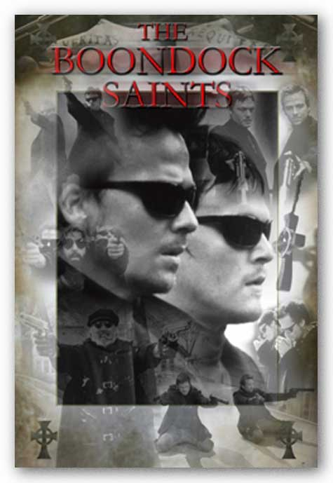 The Boondock Saints - Collage