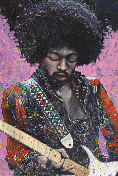 Jimi Hendrix - Jimi by Stephen Fishwick