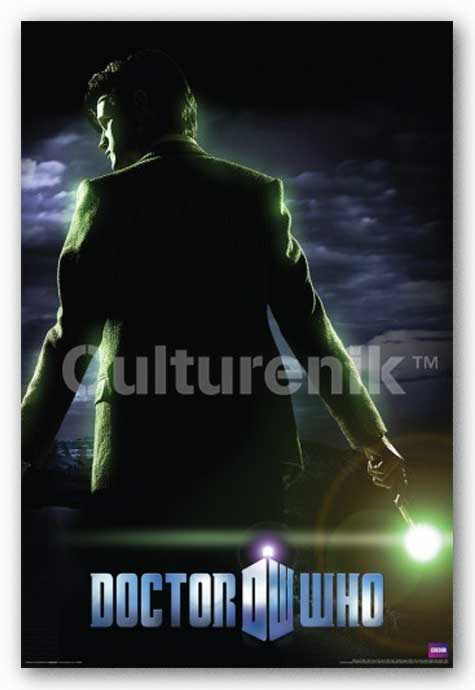 Doctor Who - Sixth Series DVD Cover Poster