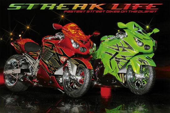 Streak Life - Fastest Street Bikes on the Planet