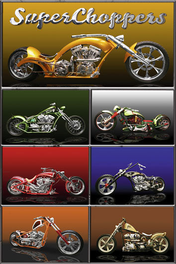 SuperChoppers - Motorcycles