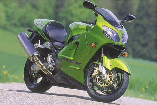 Green Power - Motorcycle