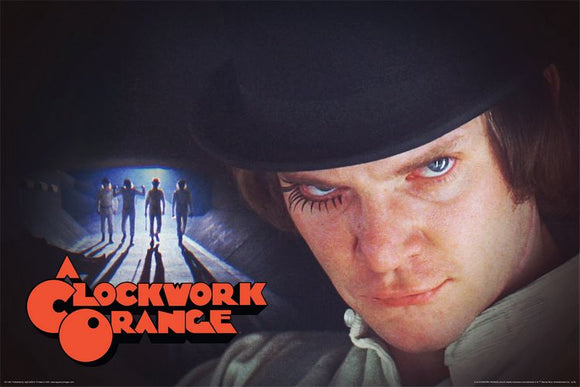 Stanley Kubrick's Clockwork Orange - Group - Movie Poster