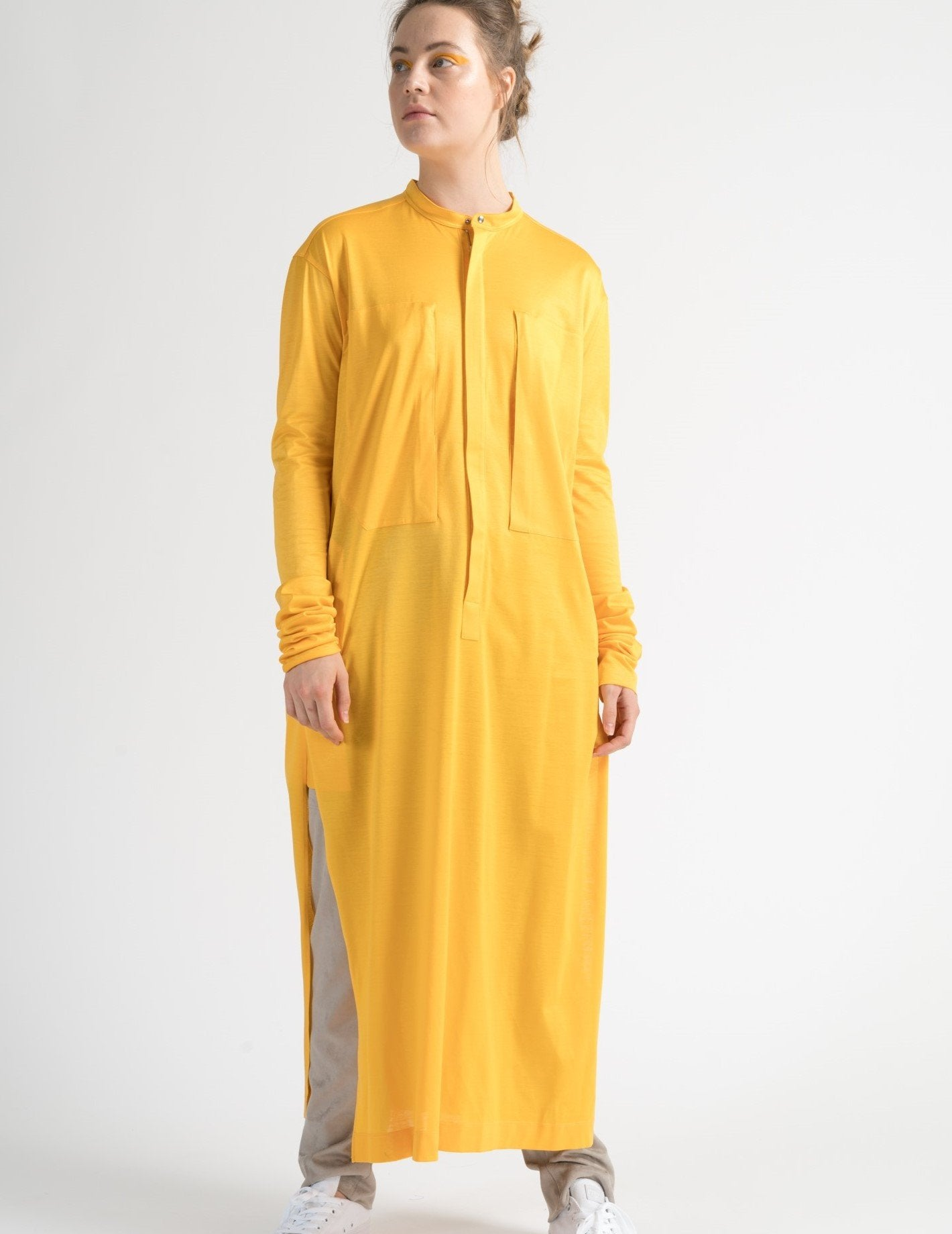 cotton jersey kurta