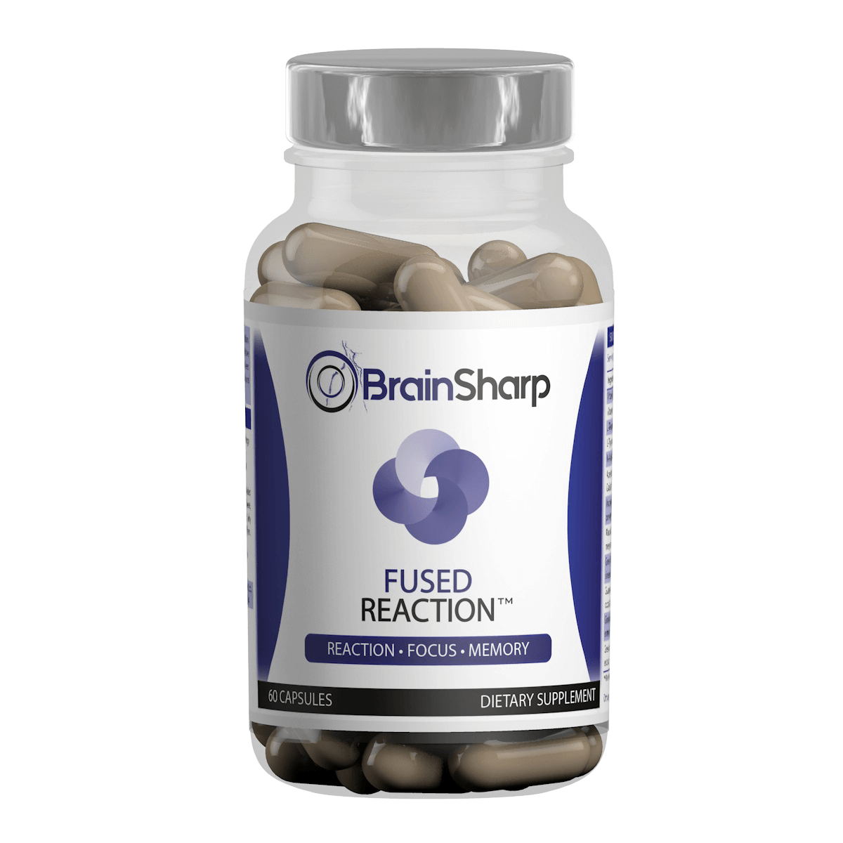 BrainSharp Supplement For Focus, Memory & Brain Health