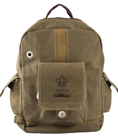 Saints Weekender with Applique Logo