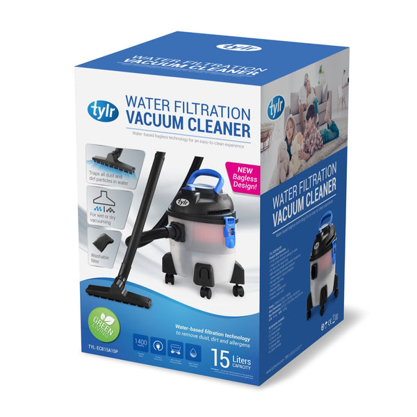 Water Filtration Vacuum Cleaner