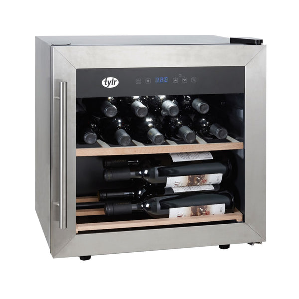 17 Bottle Compressor Wine Cooler