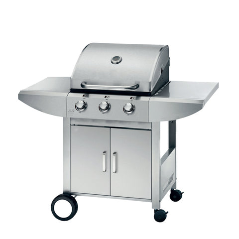 3 Burner Outdoor BBQ Grill