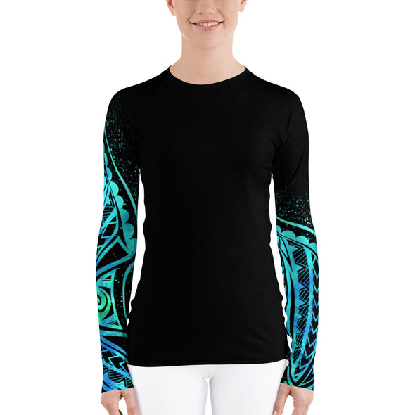 Wayfinder Women's Rash Guard