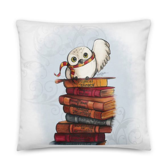 Hedwig Pillow