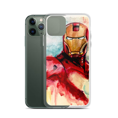 I Am Ironman iPhone Case