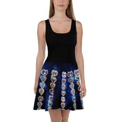 I Heart the Force Skater Dress