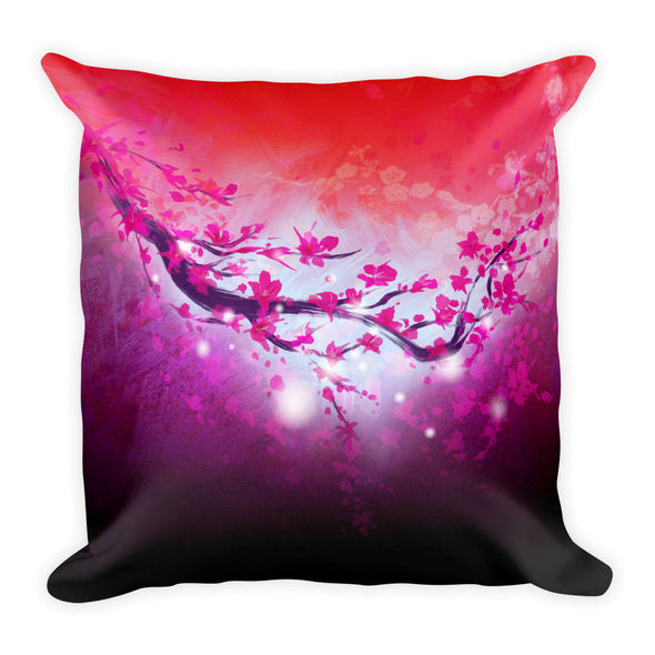 Reflections Square Pillow