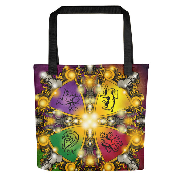 Witchcraft & Wizardry Tote Bag