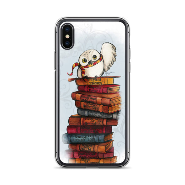 Hedwig iPhone Case