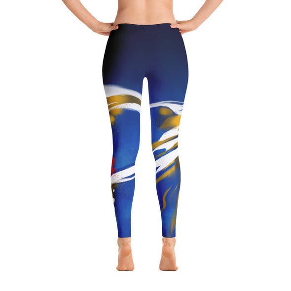 Graffiti Art Leggings