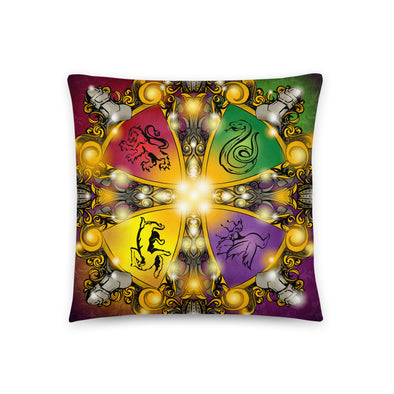 Witchcraft & Wizardry Pillow