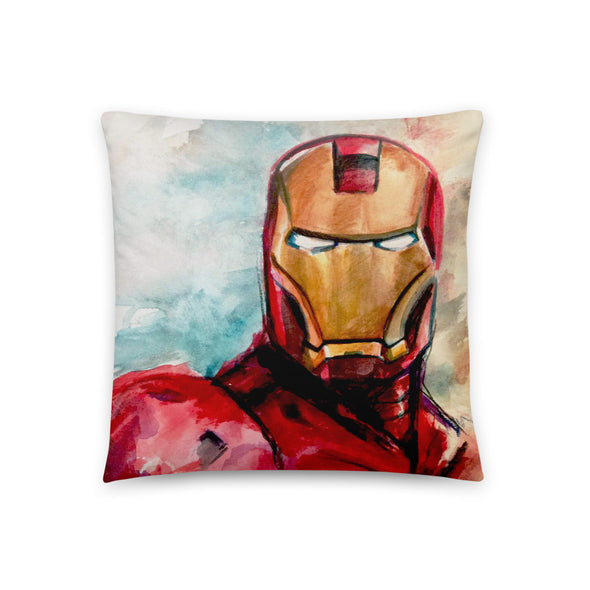 I Am Ironman Pillow