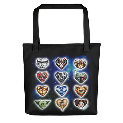 I Heart the Force Tote Bag