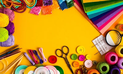 How To Declutter Your Craft Supplies