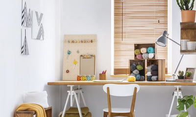 Important Tips for Setting Up a Craft Room