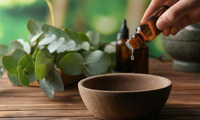 10 Simple Ways to Use Essential Oils